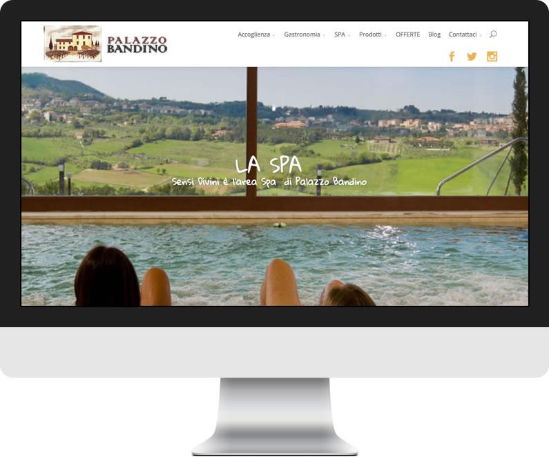 Palazzo bandino desktop