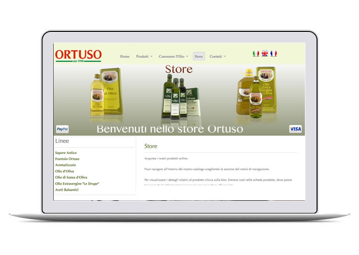 Ortuso Store
