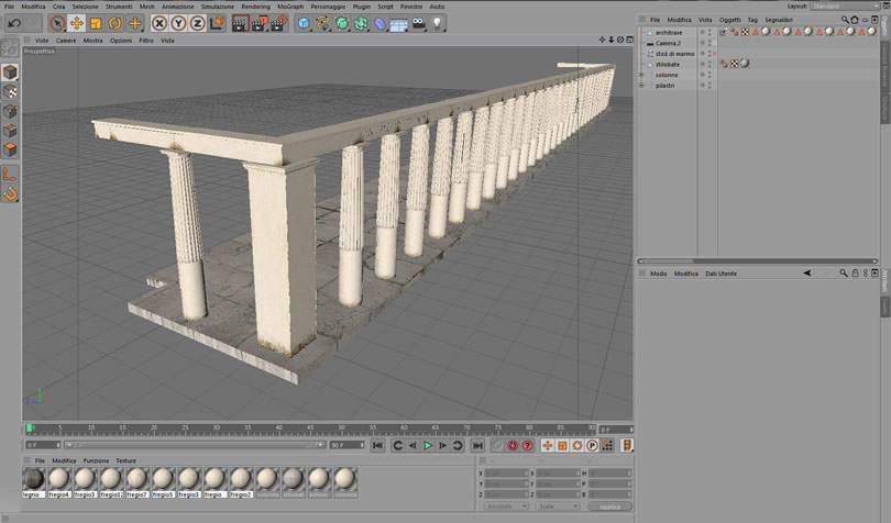 I formati dei file 3d web domus italia for Programmi per rendering