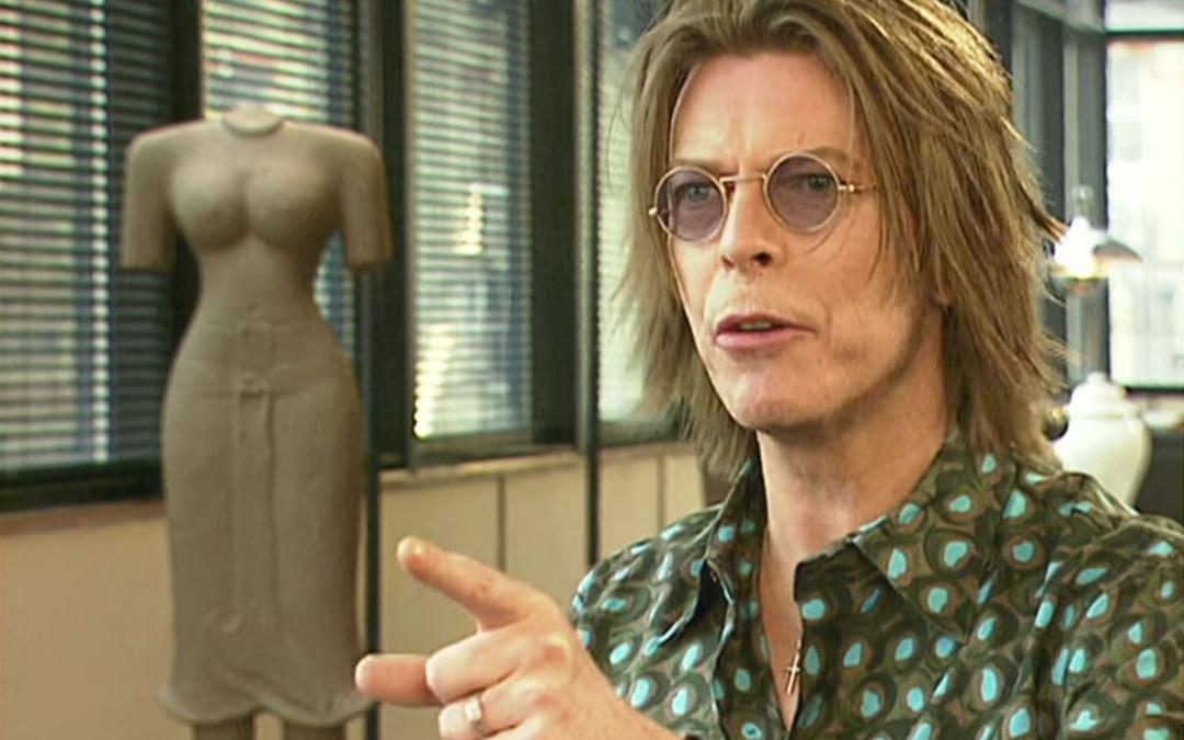 David Bowie visionario di Internet: intervista del 1999