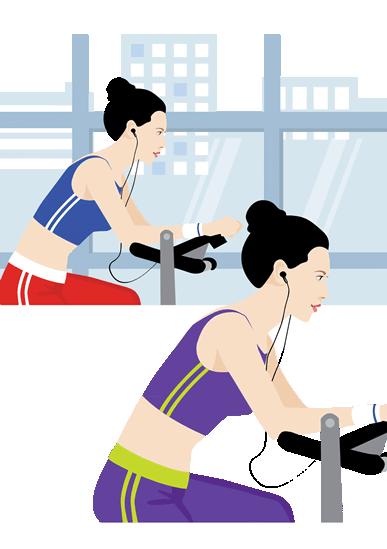 sviluppo App mobile centri fitness