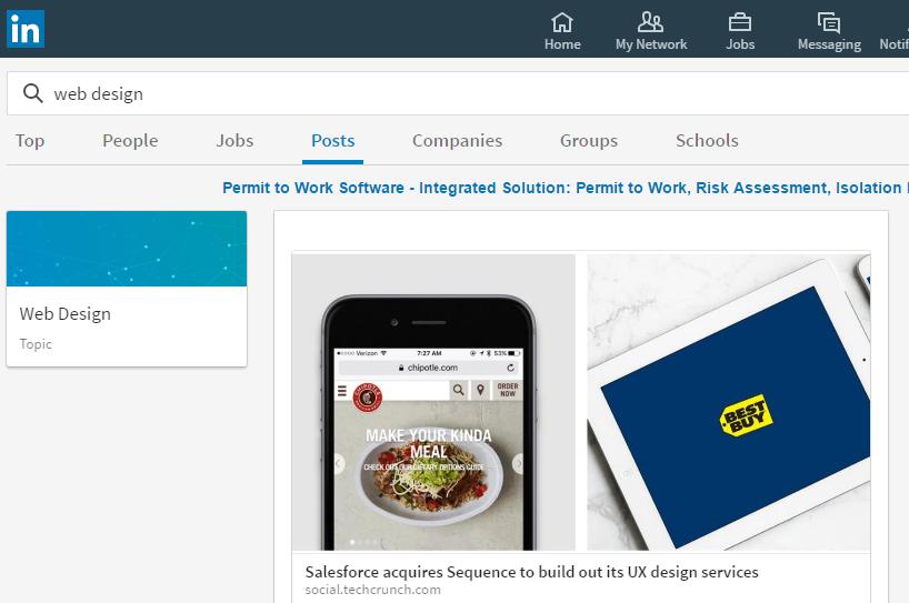Nuova interfaccia e nuove funzionalità in arrivo per LinkedIn