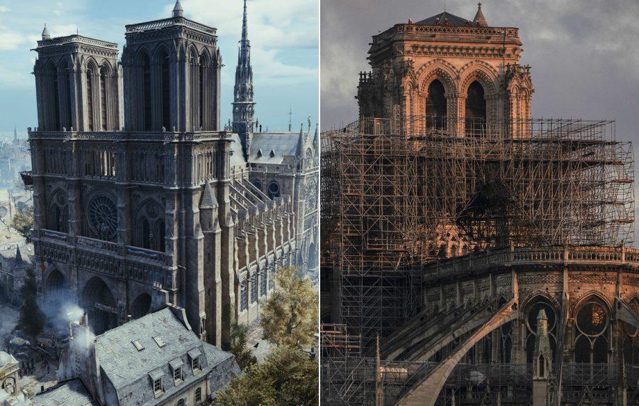 Ricostruire Notre Dame: i Software della Realtà Virtuale 3D – Web Domus Italia